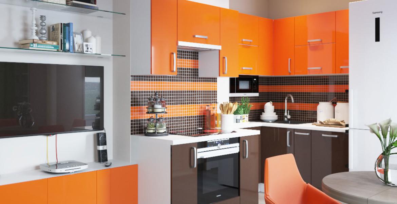 Дизайн проект кухни Первоуральск